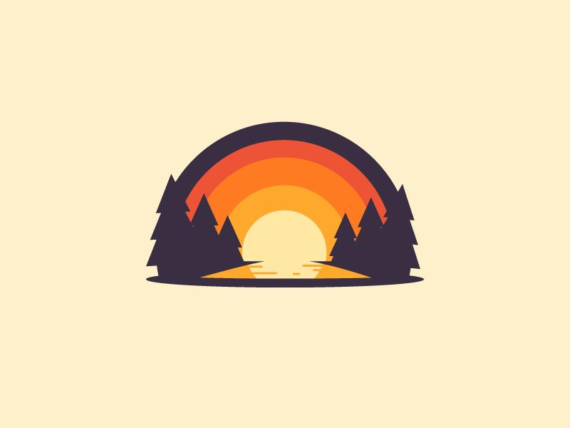 30+ Stunning Sun Logo Designs | Logo Designs | DesignTrends