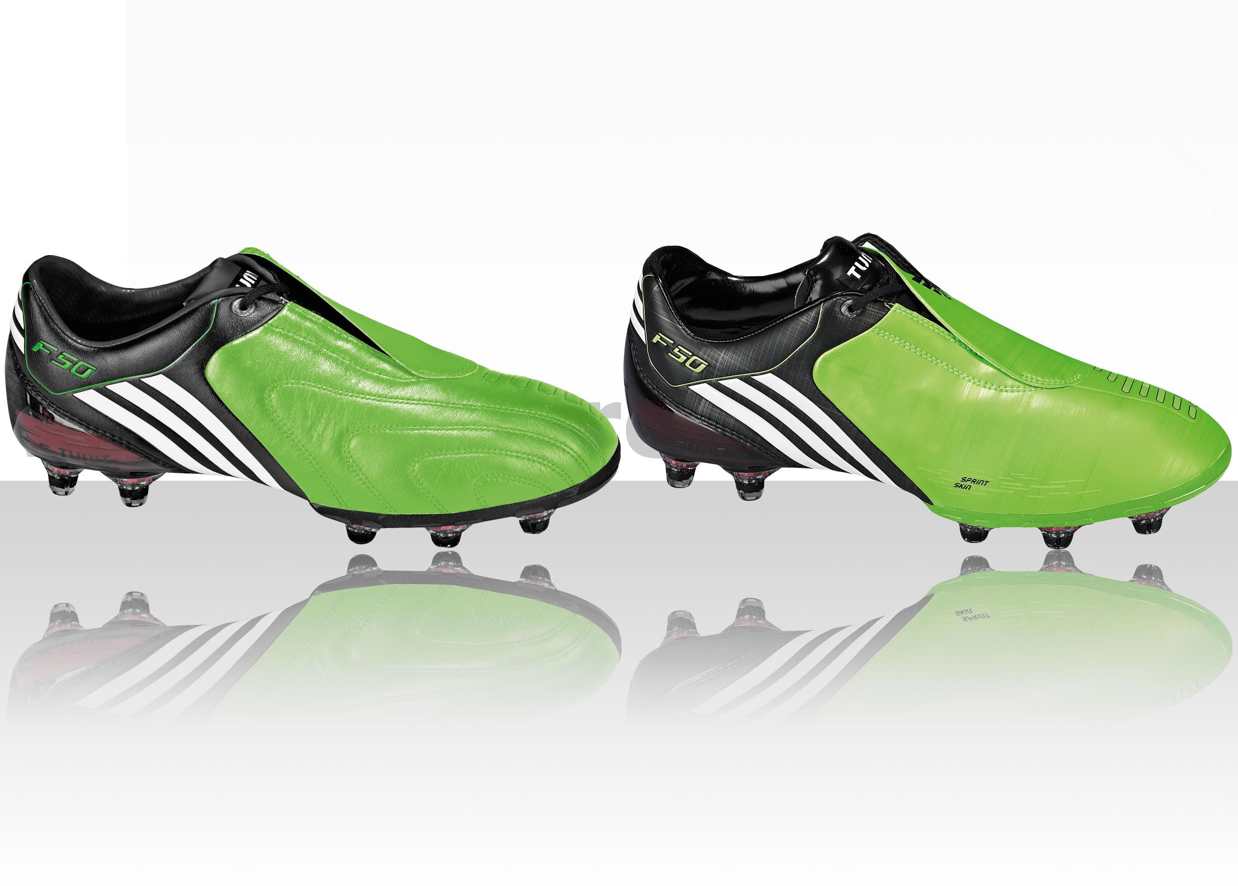 adidas f50 tunit green