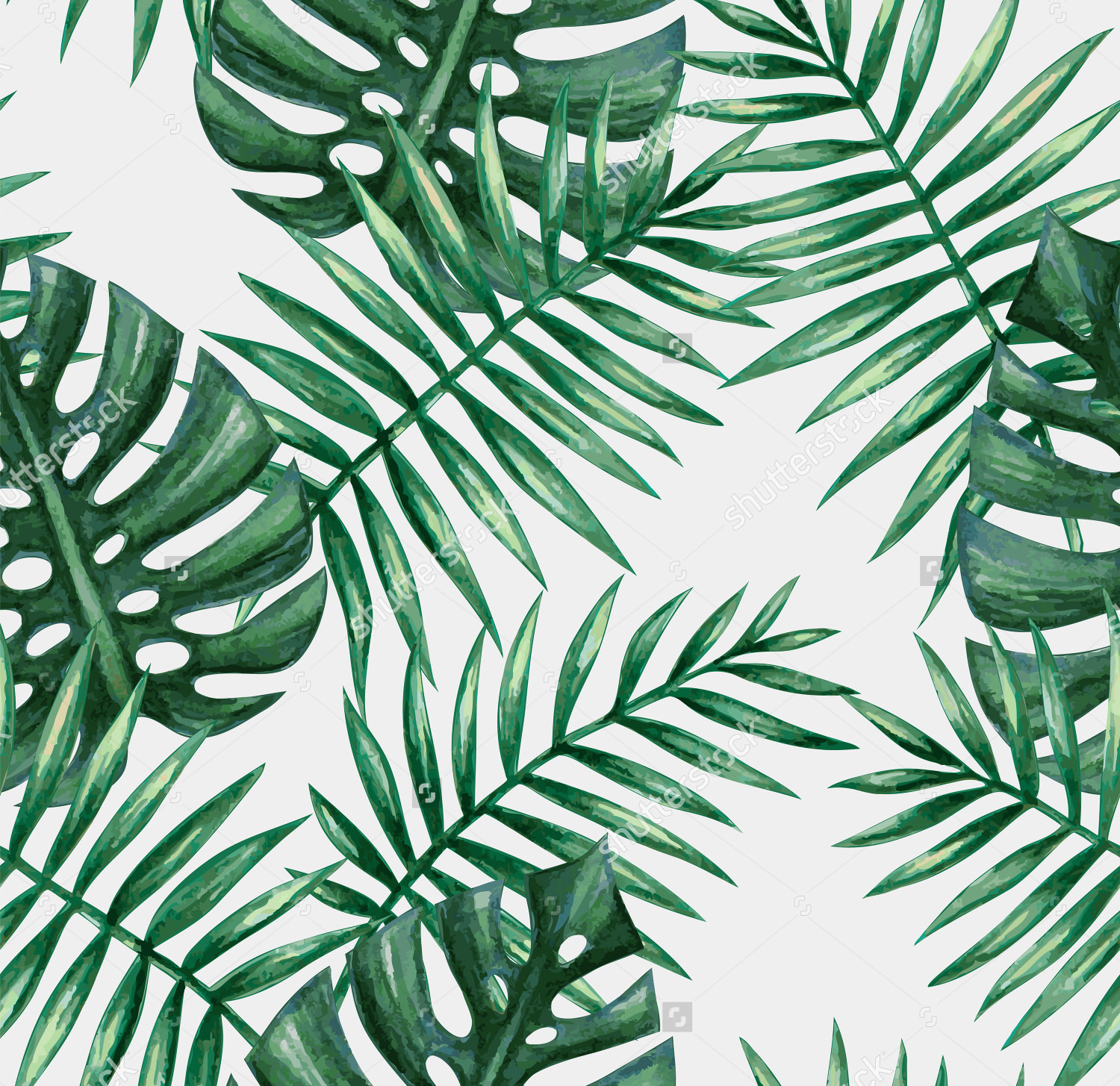 Tropical print background tumblr tropical patterns related keywords - Palm Leaf Pattern Related Keywords Amp Suggestions Palm
