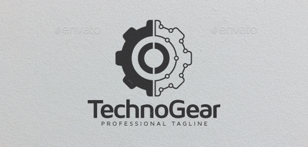 30 Creative Designs Of Gear Logos Design Trends