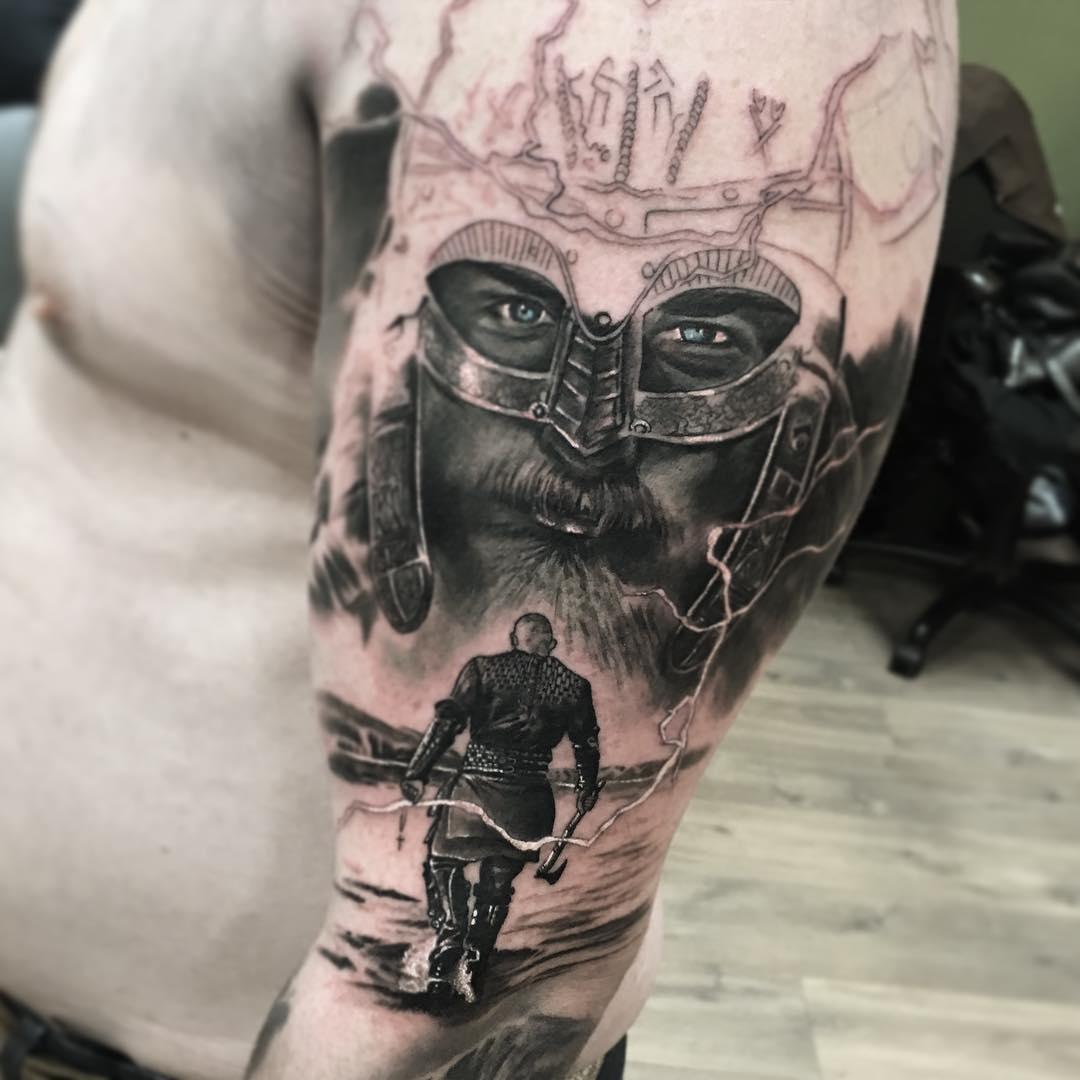 25 viking tattoo designs ideas design trends