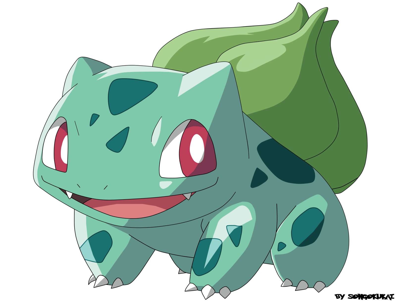 cute pokemon bulbasaur - photo #16