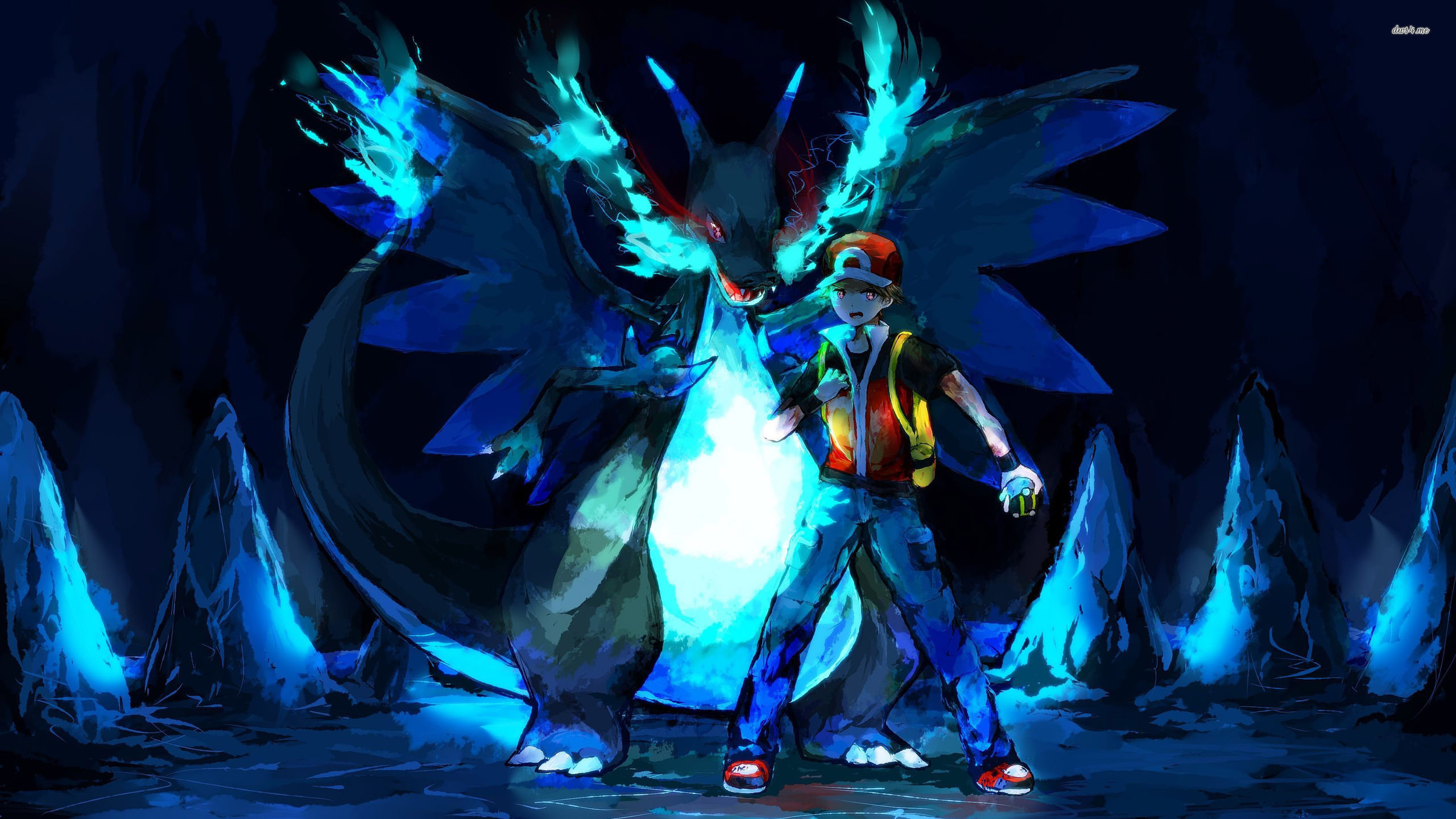 35 Crazy Pokemon Backgrounds Wallpapers Images