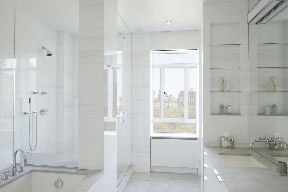 Bathroom Shelves Designs