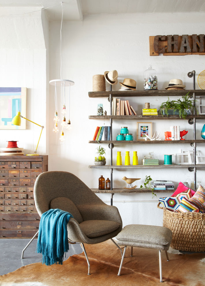 23 DIY Shelves Designs Furniture Designs Design Trends