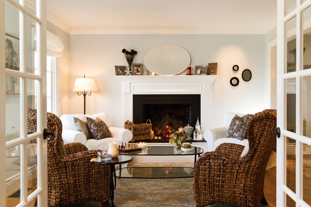pottery barn living room design design trends