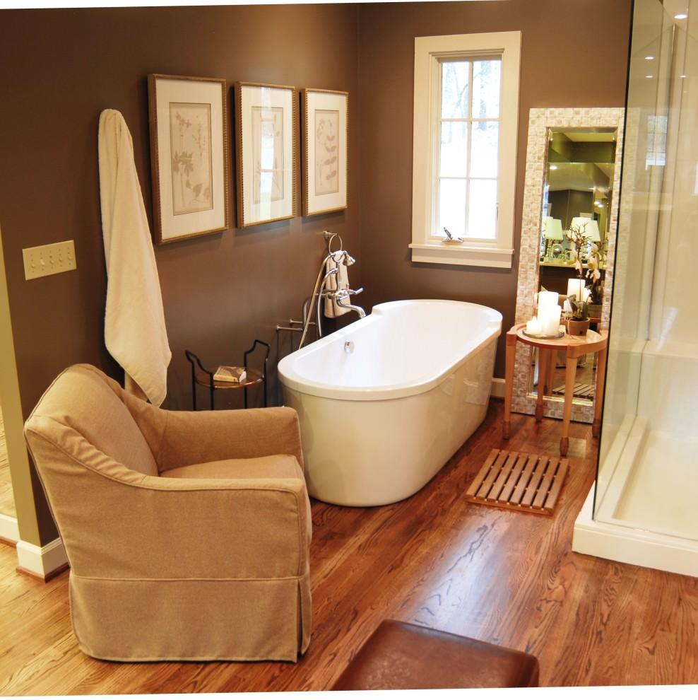 23+ Brown Bathroom Designs, Decorating Ideas