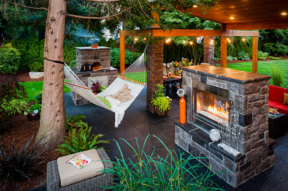 backyard hammock ideas design trends