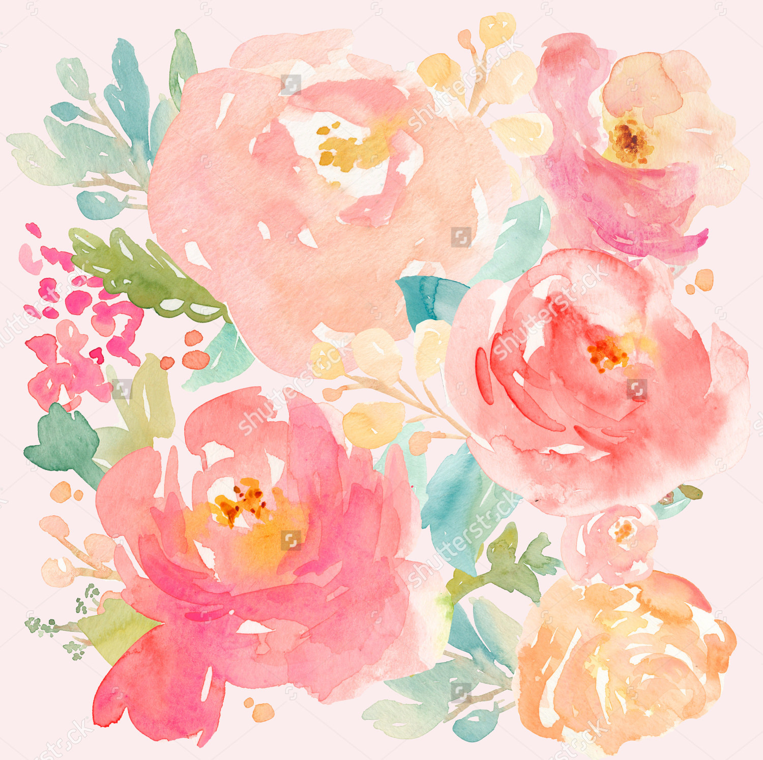 Pictures Of Pretty Flowers To Paint Kidskunstfo