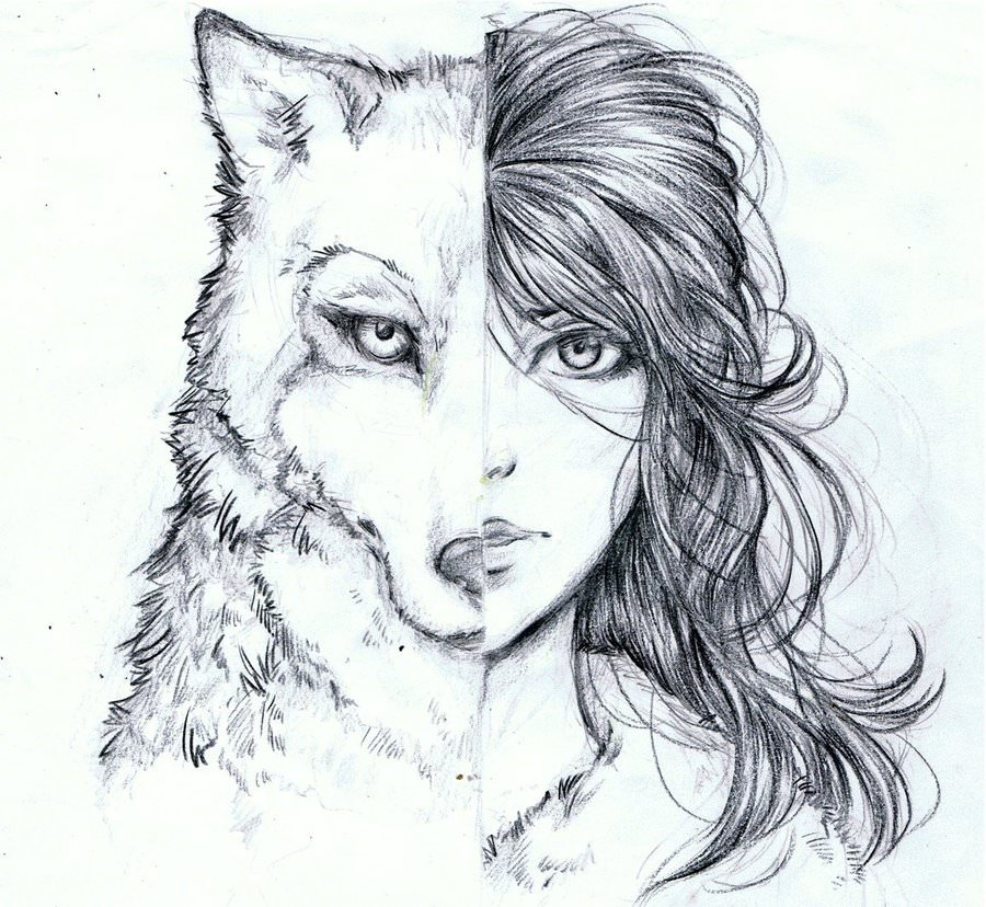 wolf girls Wolf girl can refer to a female werewolf or lycanthrope wolf girl, sometimes stylised wolfgirl, may also refer to: a female character raised by wolves (such as san.