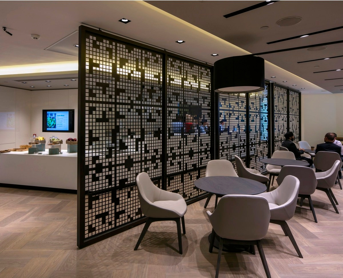 23 office tiles designs decorating ideas design trends for Office design trends