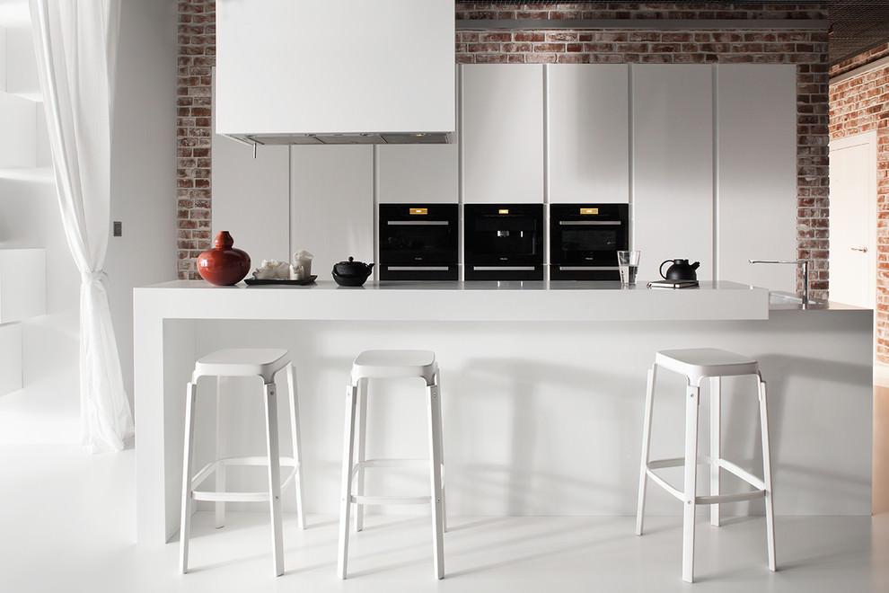 20 luxury kitchen designs decorating ideas design trends - Modern luxury kitchen designs ...