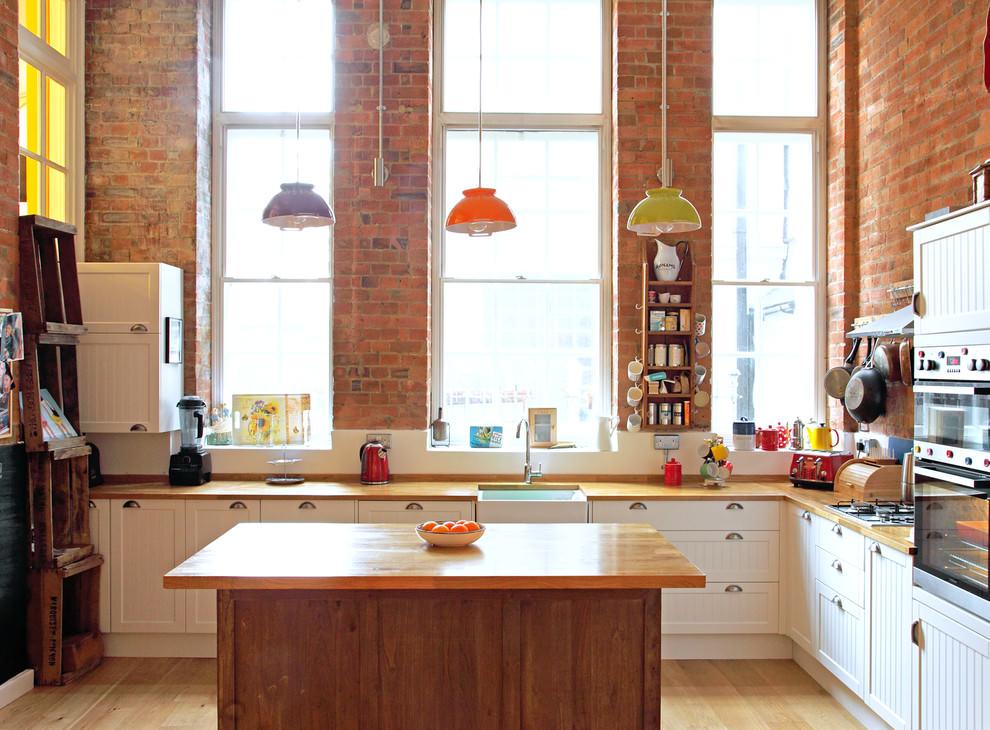 21 L Shaped Kitchen Designs Decorating Ideas Design Trends