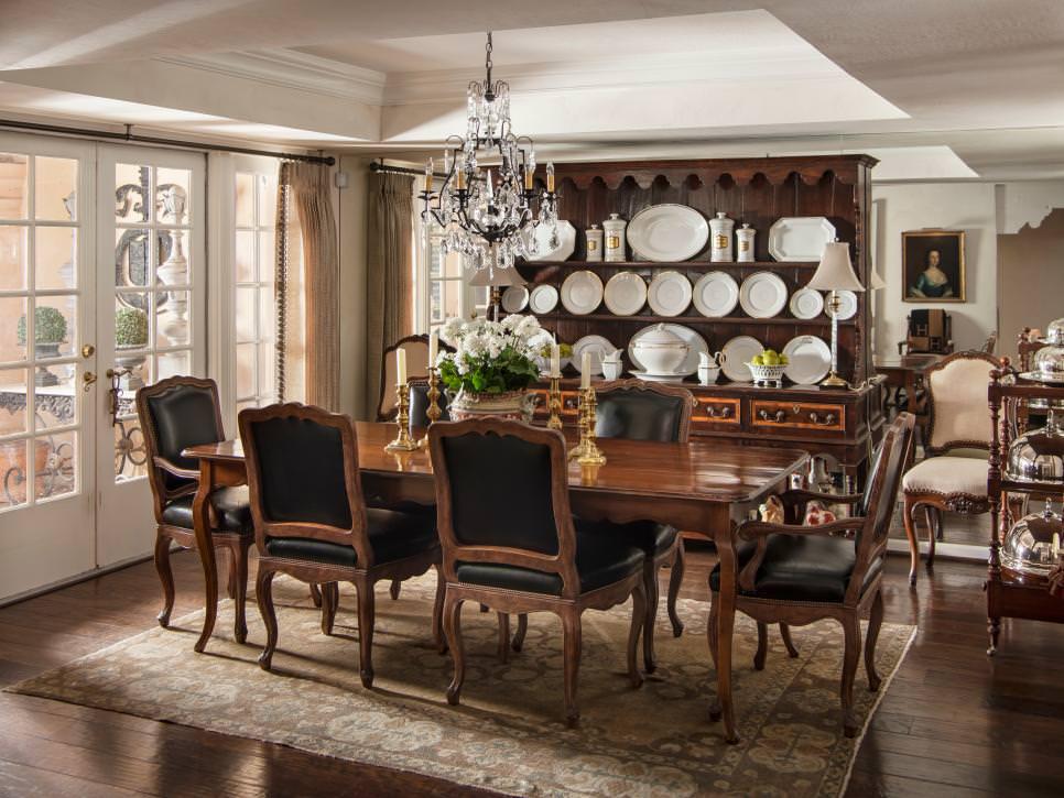 25+ Dining Room Cabinet Designs, Decorating Ideas | Design ...