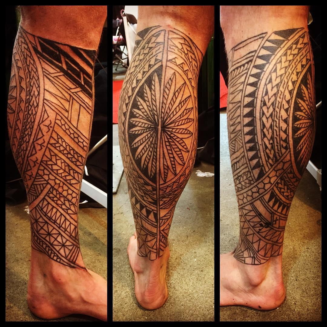 28+ African Tribal Tattoo Designs, Ideas