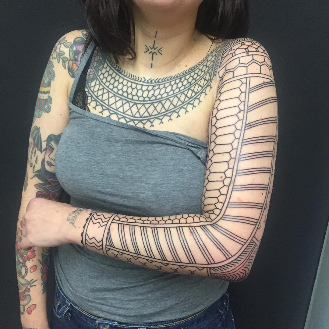 Tattoo Drawings: 28+ African Tribal Tattoo Designs, Ideas