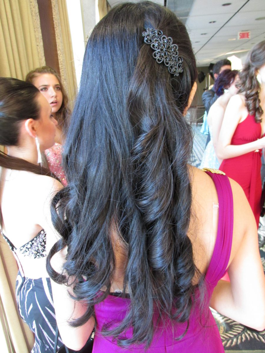 Sew In Hairstyles For Prom | hairstylegalleries.com