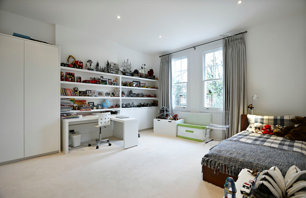 20 teen boys bedroom designs decorating ideas design for Bedroom furniture for 8 year old boy