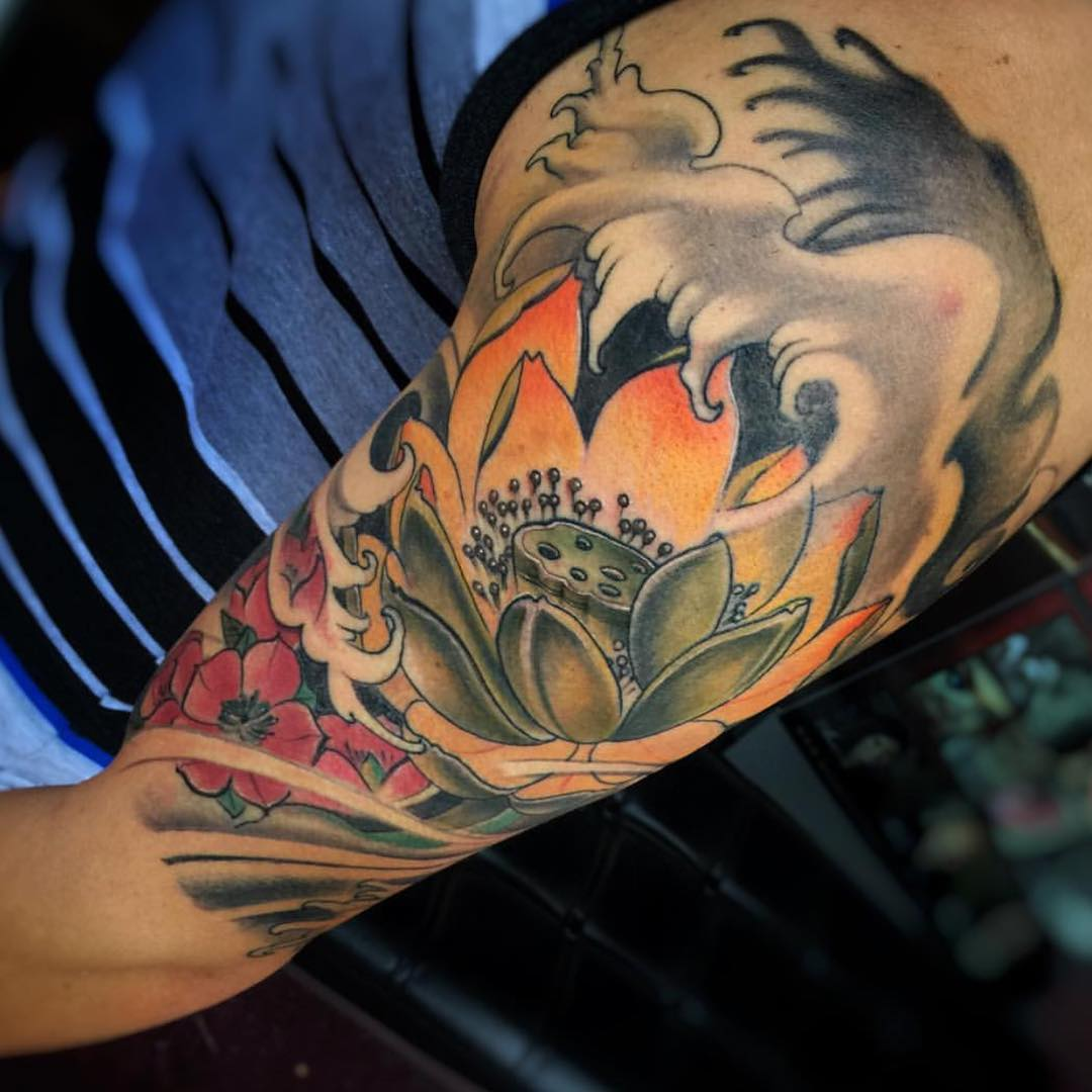 28Half Sleeve Tattoos Desings For Men DesignTrends