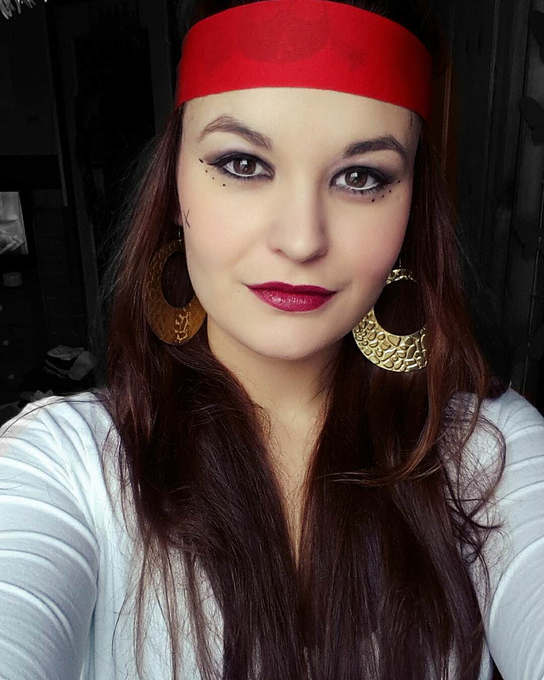 Female Pirate Makeup For - Mugeek Vidalondon