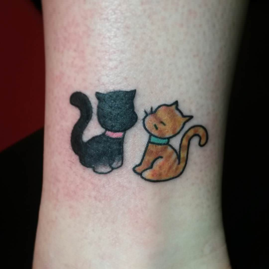 30 Cat Tattoos Tattoo Designs Design Trends