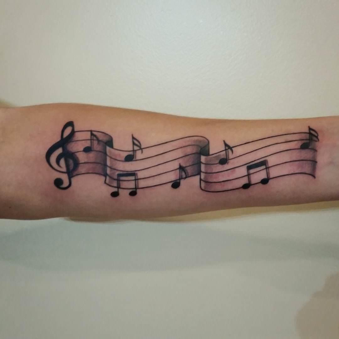 24 music note tattoo designs ideas design trends