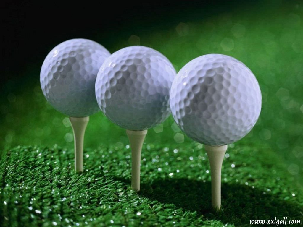 Golf Course Green wallpaper