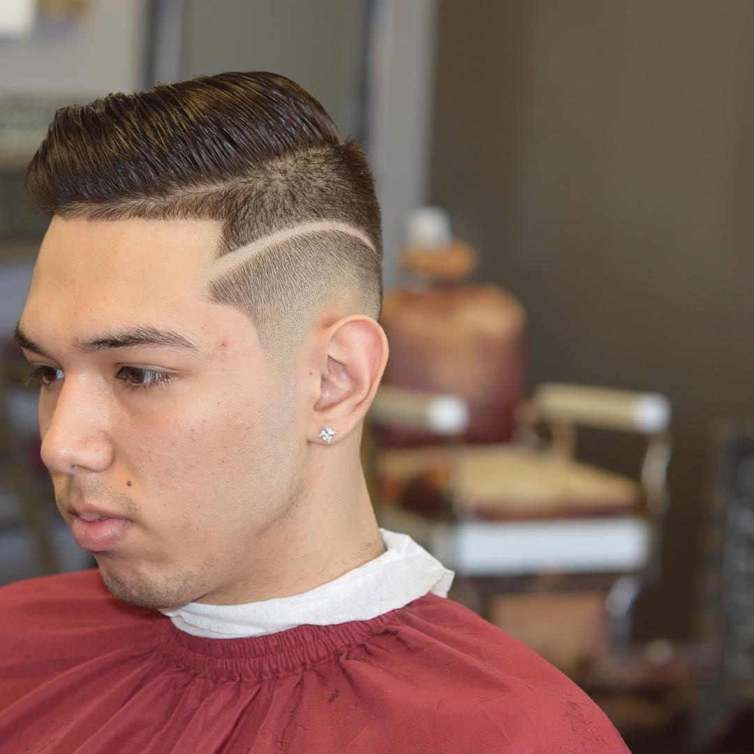 Kids Flat Top Haircut