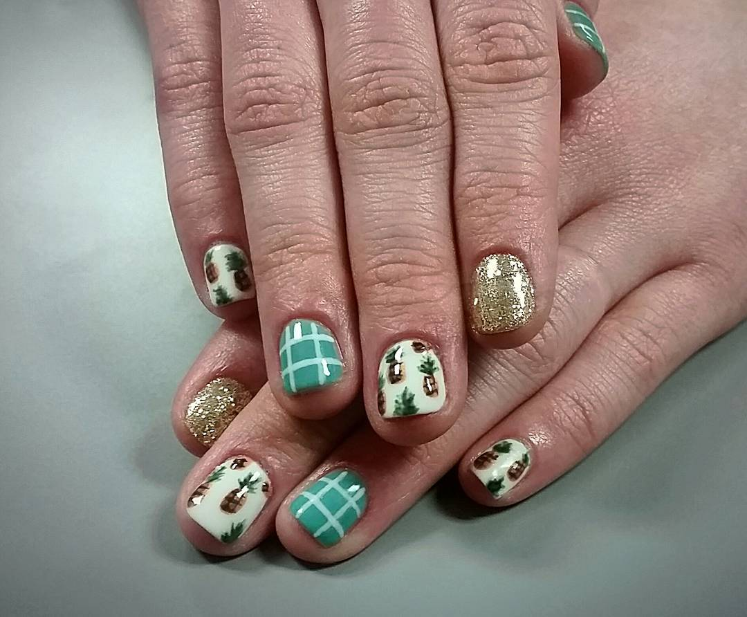 Nice Acrylic Nails Pointy Tumblr Sketch - Nail Art Ideas - morihati.com