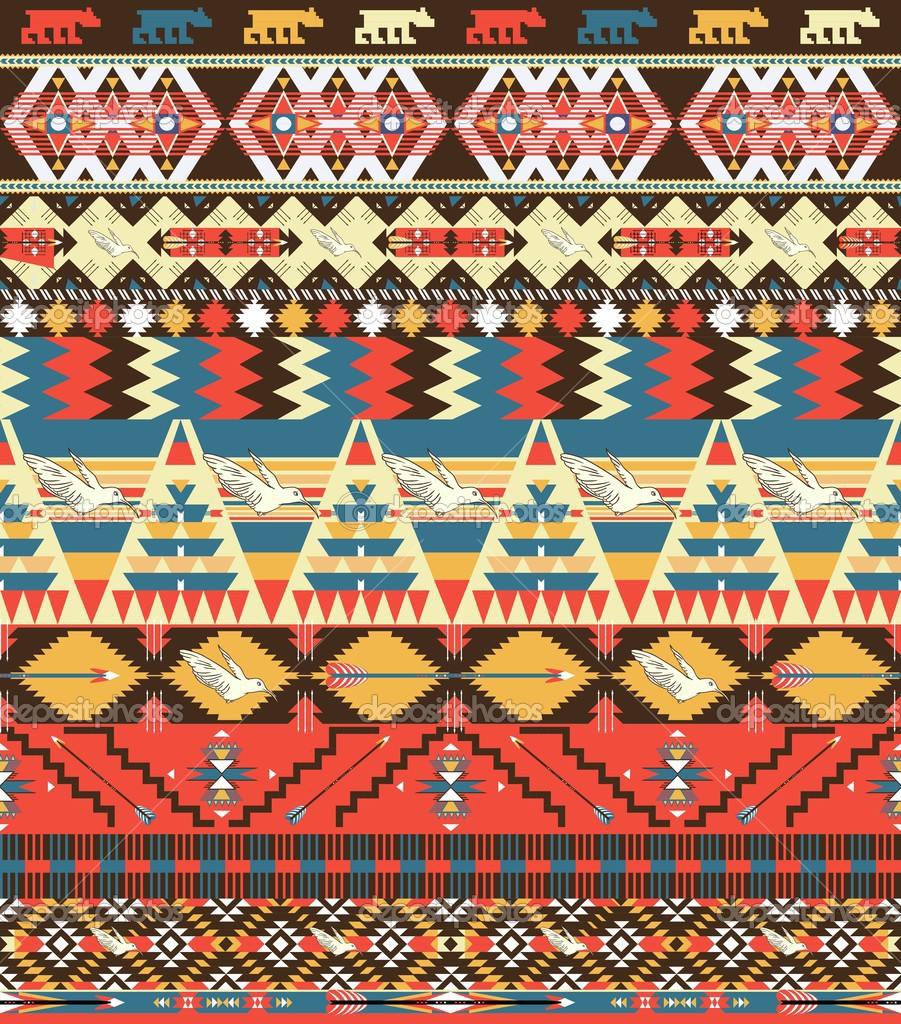 27 Best Aztec Patterns Wallpapers Design Trends