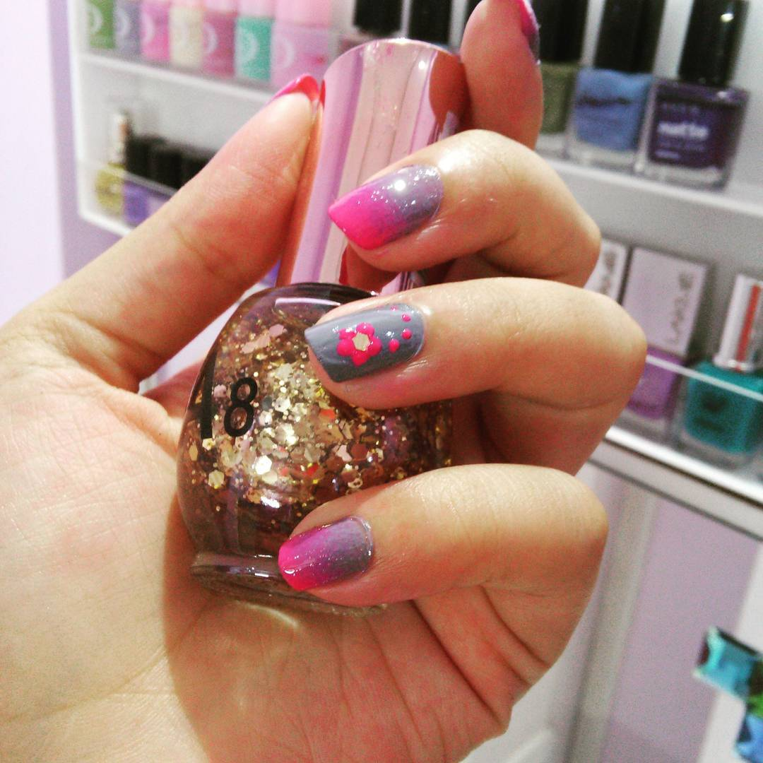 Nail Designs And Nail Art Latest Trends: 29+ Latest Nail Art Designs , Ideas