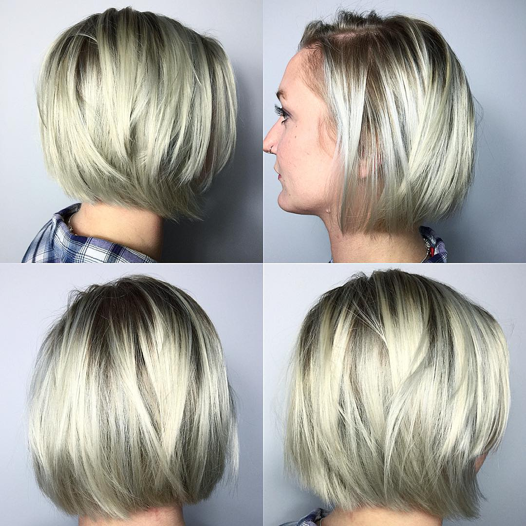 26+ Edgy Bob Haircuts, Ideas   Hairstyles   Design Trends