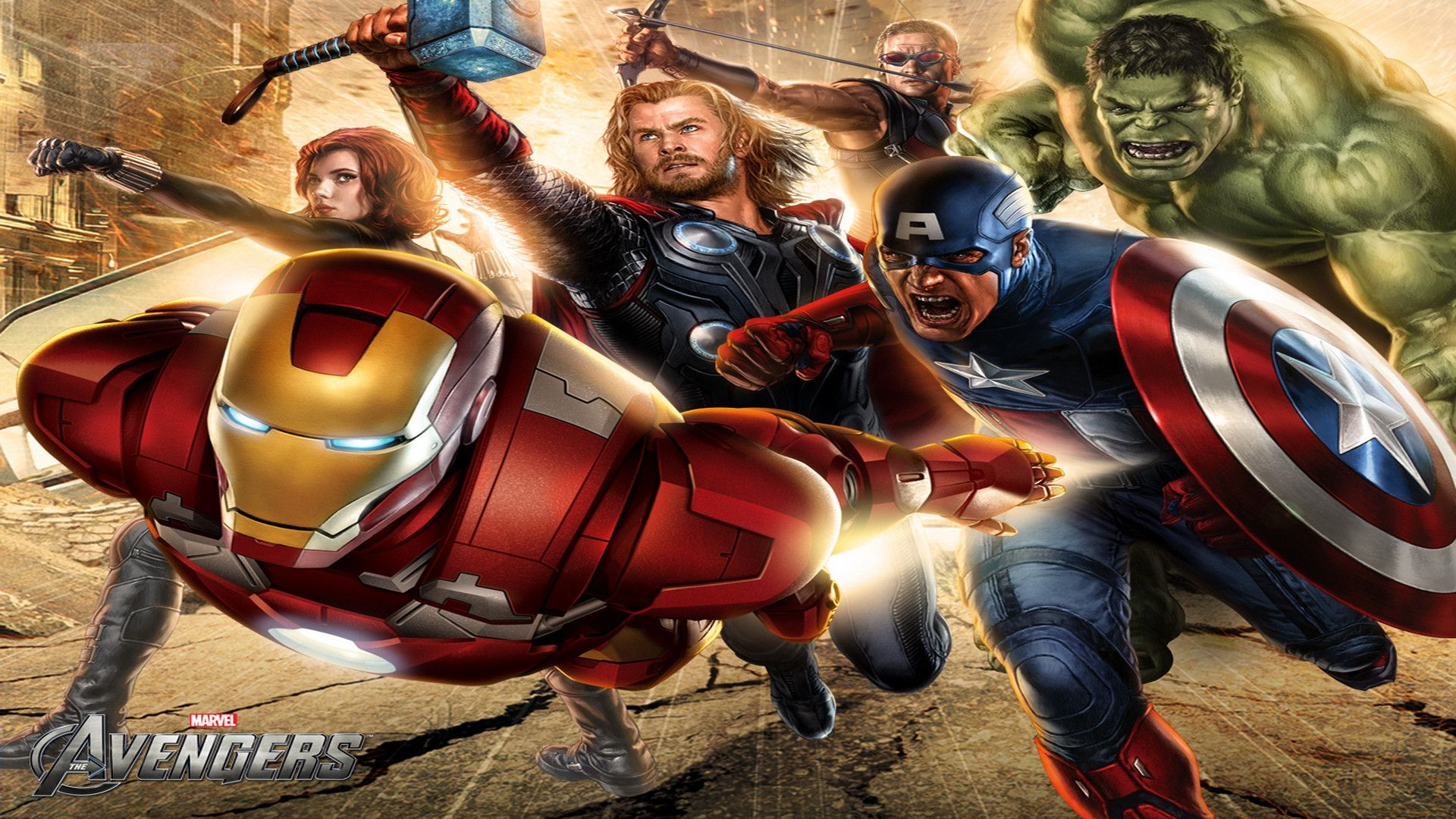 20 Avengers Wallpapers Backgrounds Images Pictures