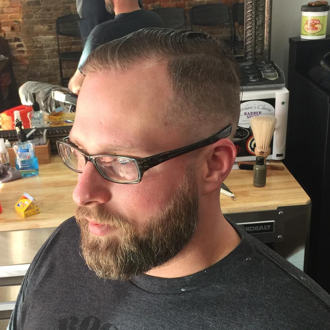 Bald Fade Haircut Designs