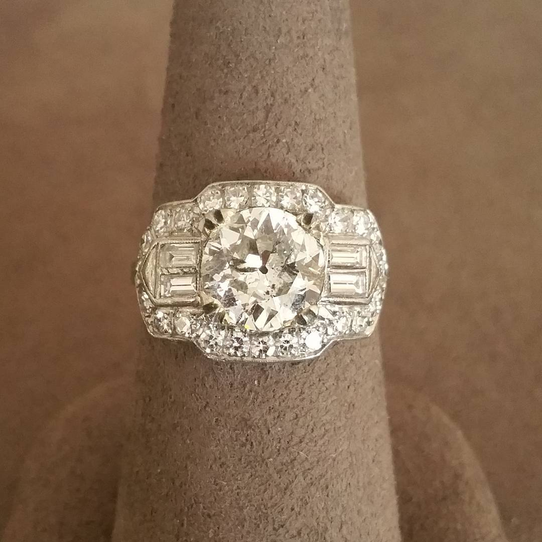 Vintage style fashion rings 15