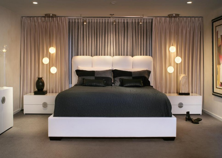 Mid Century Bedroom Floor Lamp