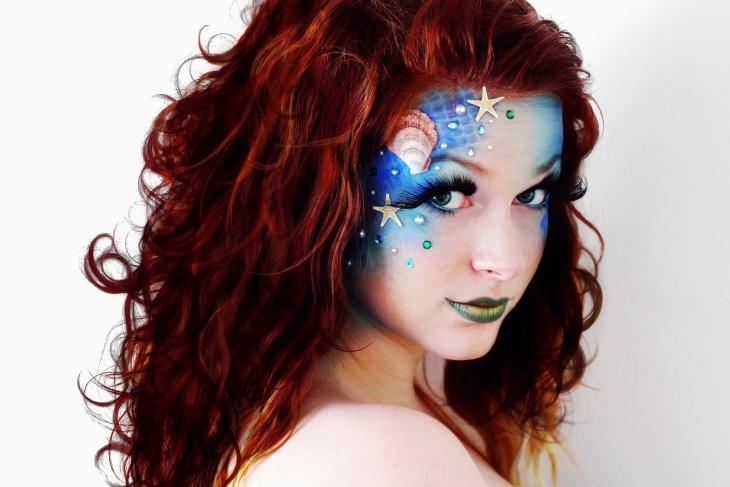 21+ Fantasy Makeup Ide...