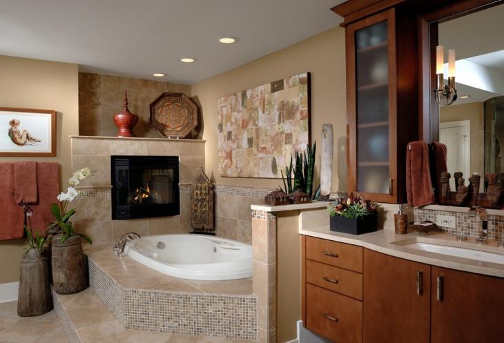 20 Beige Bathroom Designs Ideas Design Trends