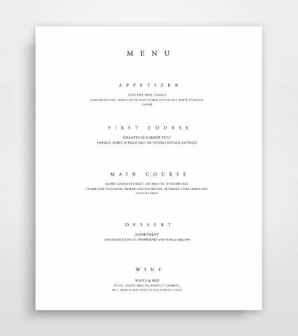 menu card design design trends premium psd vector