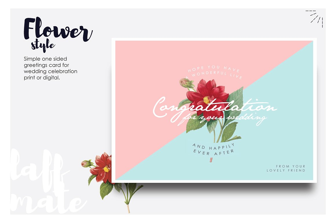 Congratulations Wedding Card Template  Images