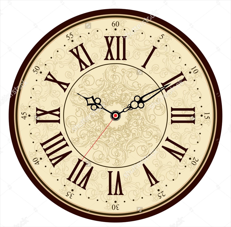 clock face template | datariouruguay