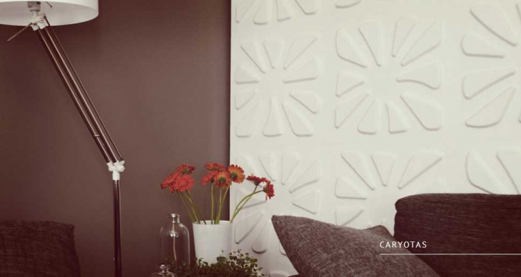 3d board caryotas wall design
