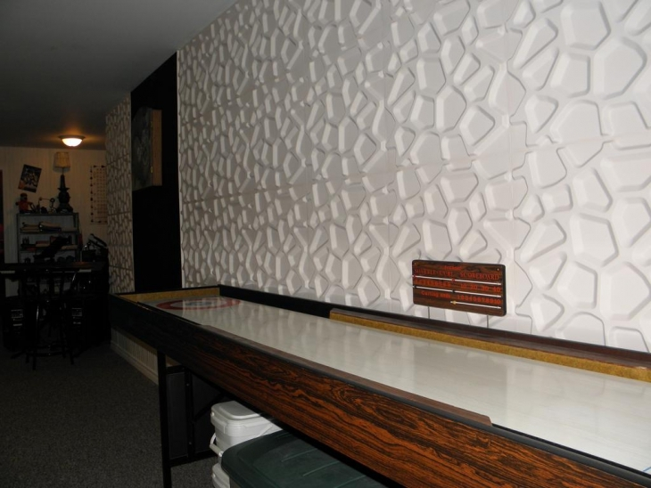 3d gaps wall design