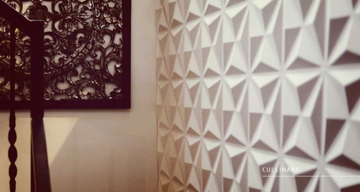 3d wall covering cullinans design