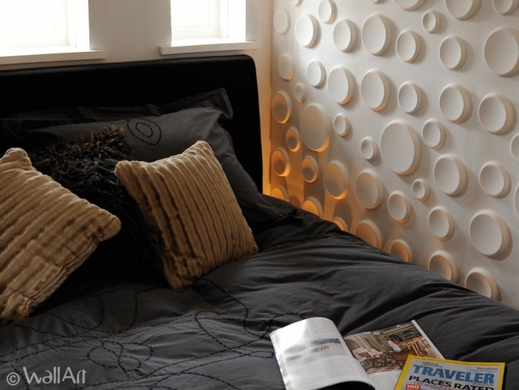 cool craters wall art