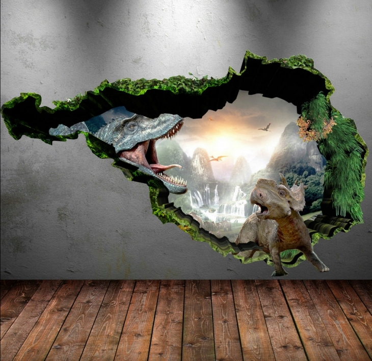 Dinosaur Wall Decal Wall Stickers