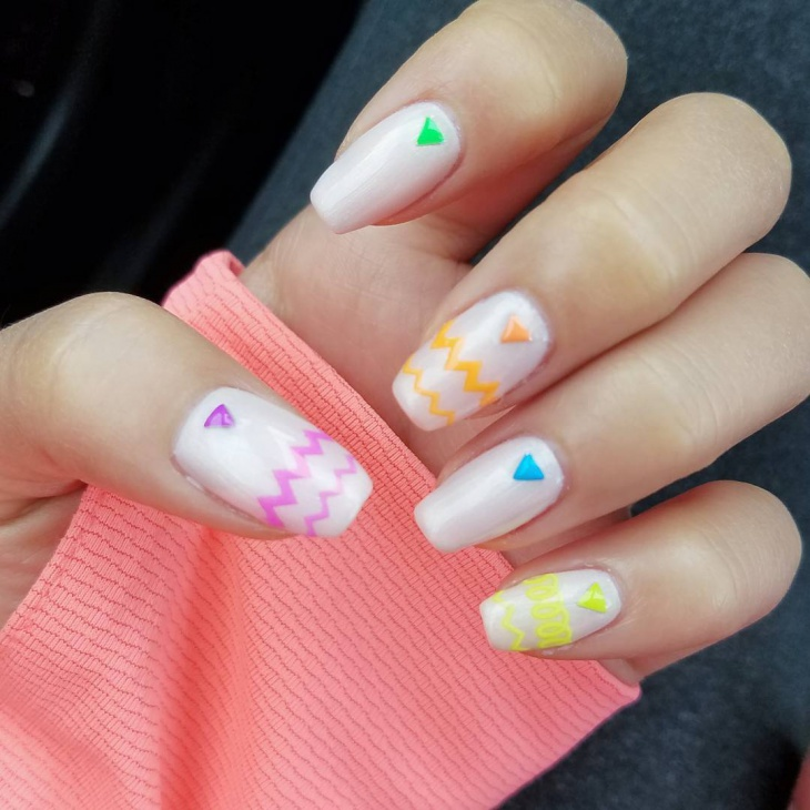 Fancy Manicure Salon Decoration: 26+ Easter Nail Art, Designs, Ideas