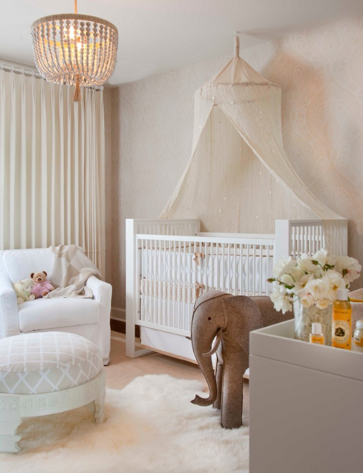 Canopy Baby Bed Design