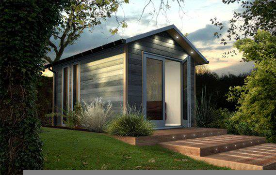 Traditional Contemporary Garden Shed and Building Design