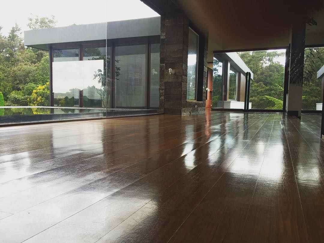 Colombia Rustic Wood Flooring